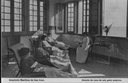 Sanatorio Maritimo de San José (Memorabilia - Museo dell'Omeopatia)