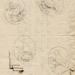 Disegni per mosaico 1790
