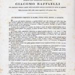 Lettera di Melzi D'Eryl,1808